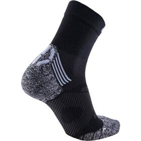 UYN Winter Pro Run Calze Uomo, black/pearl grey